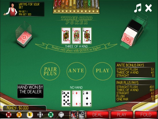 3-Card Poker screenshot 8