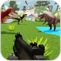 Experience Dino Forest Shootin