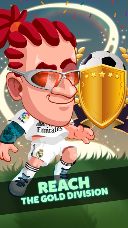 Head Soccer Games La Liga 2019 screenshot-5