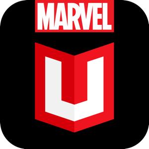 Marvel Unlimited Books app