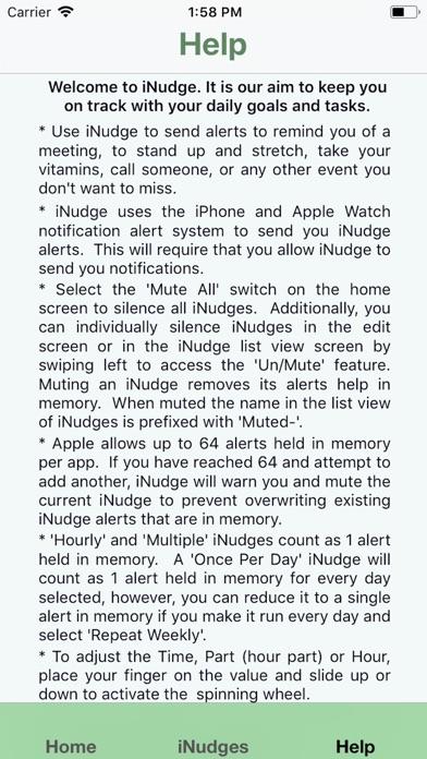 iNudge screenshot #8