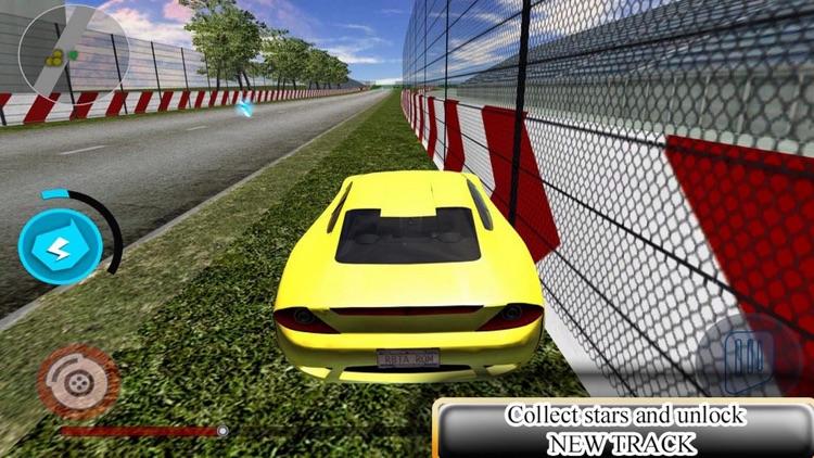 FF Racing Car: Cup King Speed