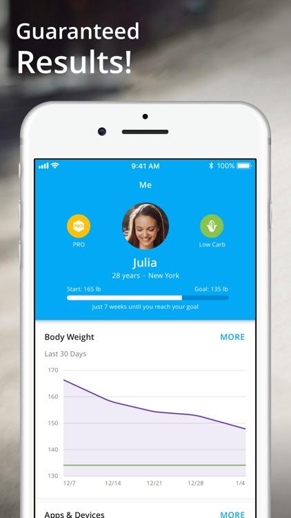 YAZIO Calorie Counter App screenshot-4