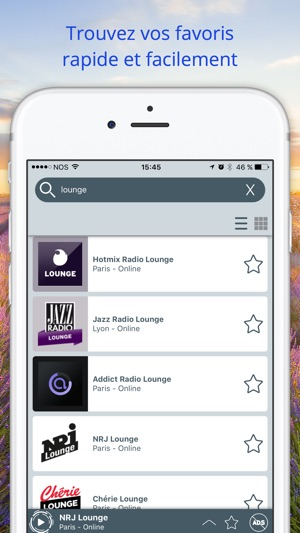 France Radio: Online, FM et AM on the App Store