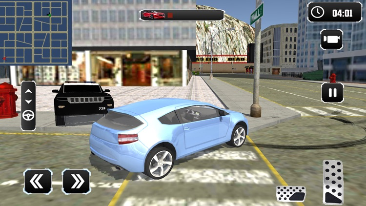 Crime City Car Driving