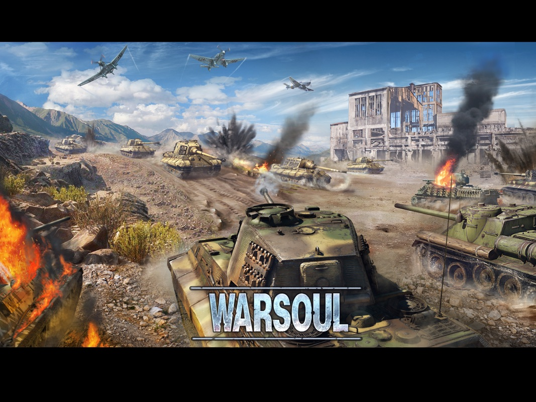 3 Minutes to Hack WarSoul Tanks of WWII RTS Online Game