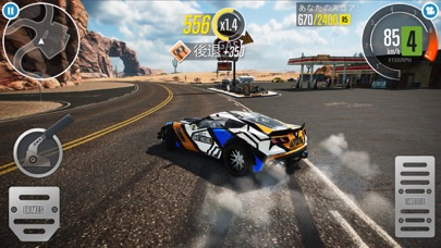 CarX Drift Racing 2 - 窓用