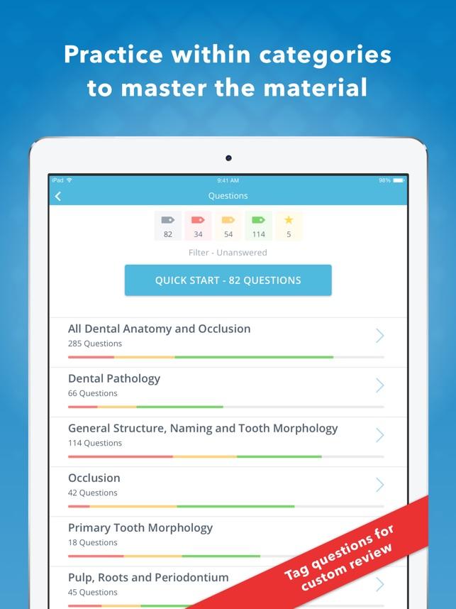 Dental Anatomy Mastery on the App Store