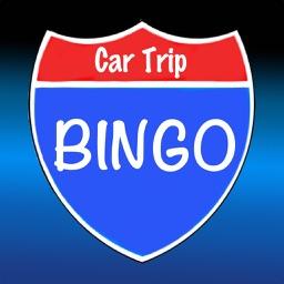 Car Trip Bingo
