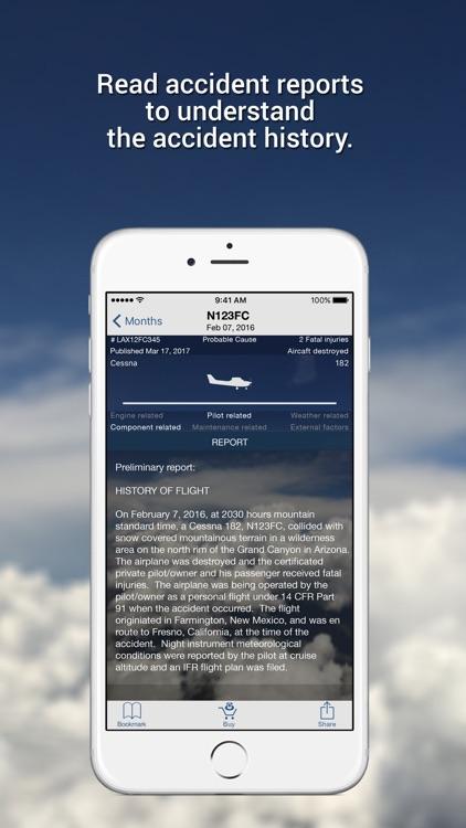 Flight Chain - NTSB Reports screenshot-4