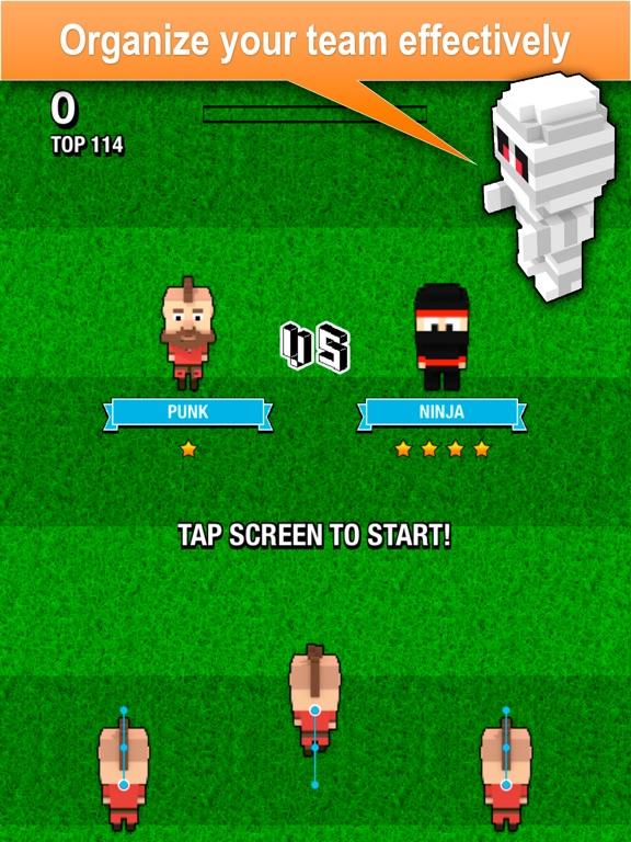 Football Fan - Run Team Run! Скриншоты11