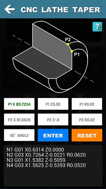 CNC Machinist Calculator Pro