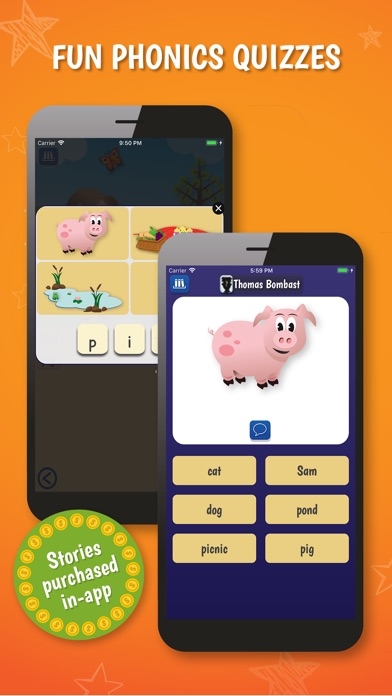 PocketPhonics (basic edition) screenshot four