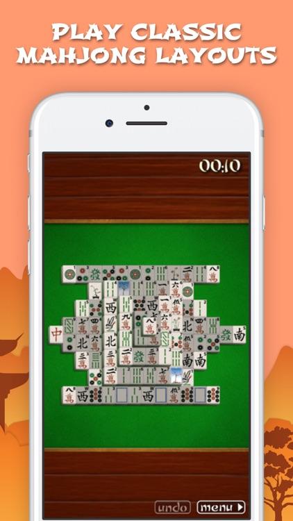 Mahjong Classic :) screenshot-0