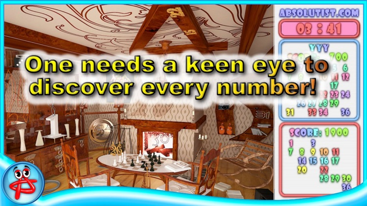 Mystery Numbers: Hidden Object screenshot-0