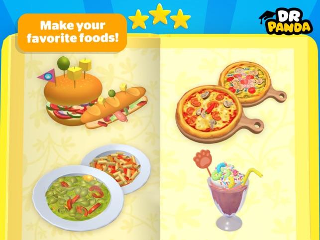 dr panda restaurant 3 on the app store