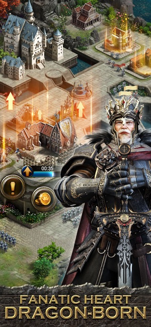 Clash of kings cok on the app store clash of kings cok on the app store fandeluxe Images