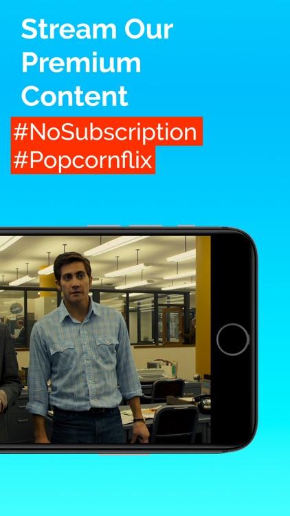 Popcornflix - Movies and TV screenshot-3