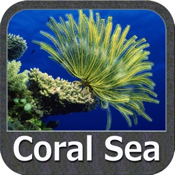 Coral Sea GPS Nautical Charts