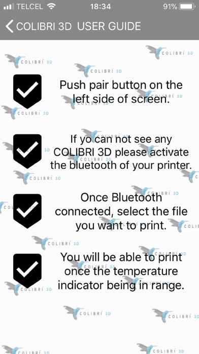 Colibri 3D screenshot 3