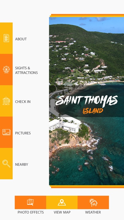 Saint Thomas Island Tourism