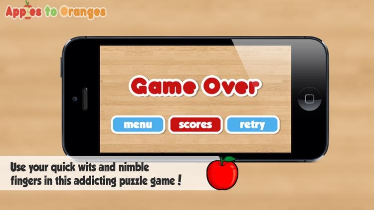Apples to Oranges screenshot-3