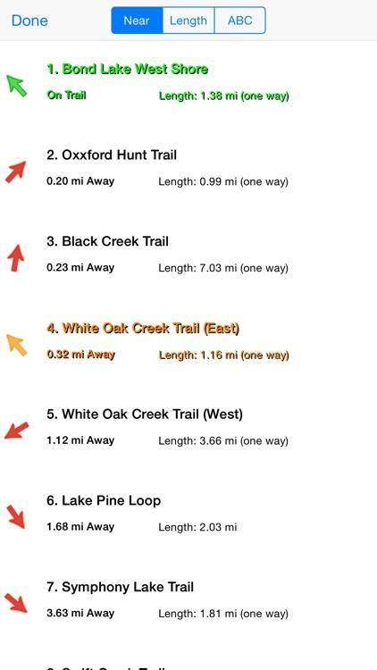 Track-n-Trail screenshot-4