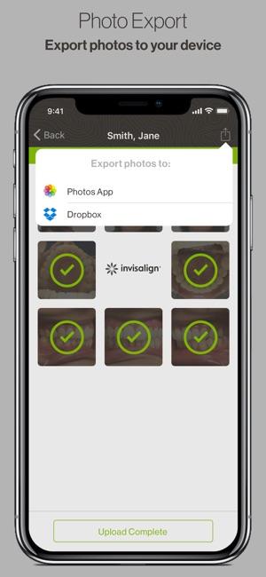invisalign photo uploader on the app store