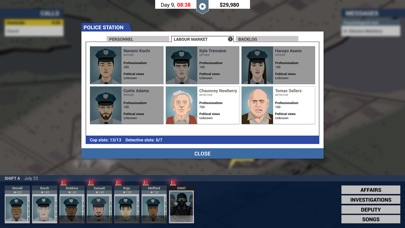 This Is the Police Screenshots