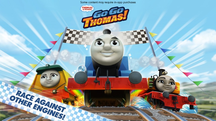Thomas & Friends: Go Go Thomas screenshot-0