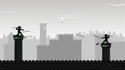 Epic Stick Knight Hero Fight screenshot one