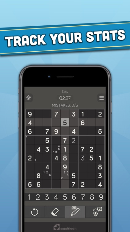 Sudoku - Classic number puzzle screenshot-2