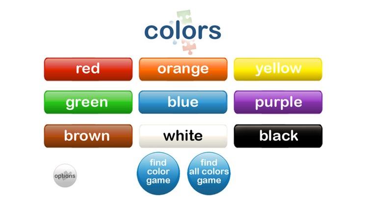 Autism iHelp – Colors