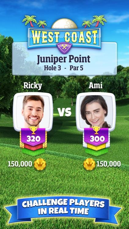 Golf Clash screenshot-0