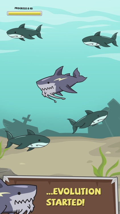 Great White Shark Evolution screenshot-1