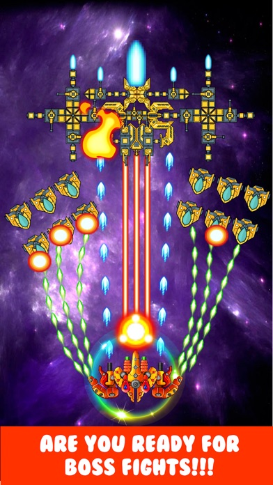 Download Galaxy Shooter 3 for Pc