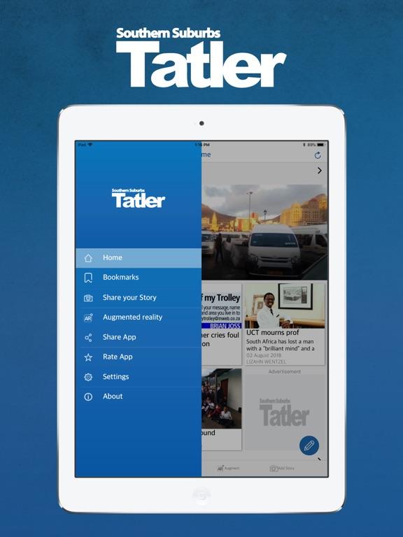 Image of Southern Suburbs Tatler for iPad
