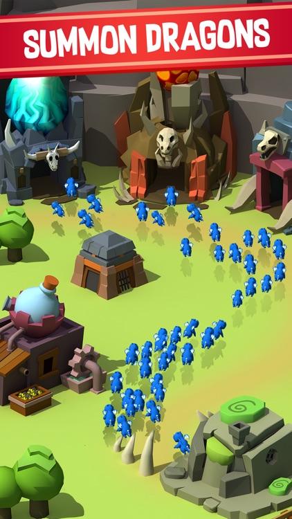 Tiny Dragons - Clicker Game screenshot-4