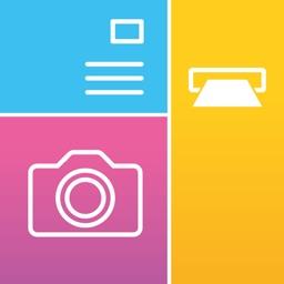 MyPostcard Photo Postcard App