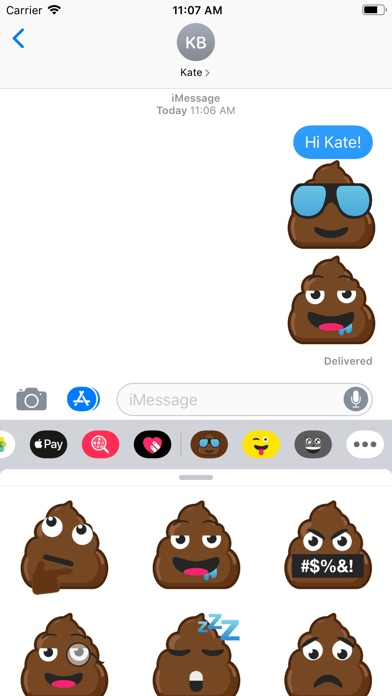 Famous Poo screenshot 1