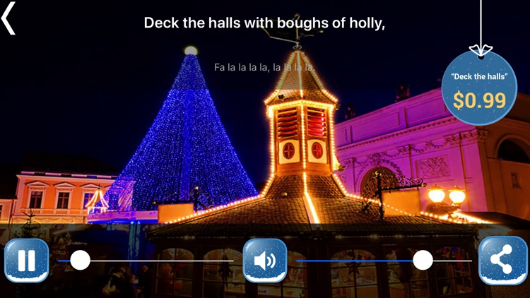 Christmas Songs and music screenshot-4