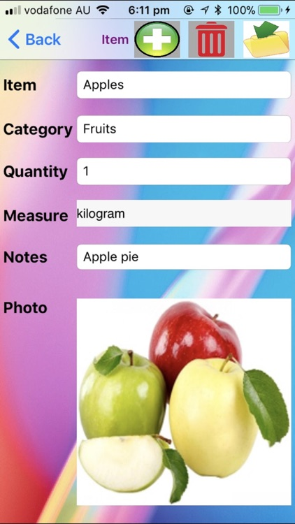 Shopping-List. screenshot-8