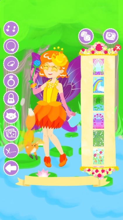 Fairy Fashion Show Dress Up