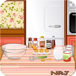 Bake a Cake - Cooking games