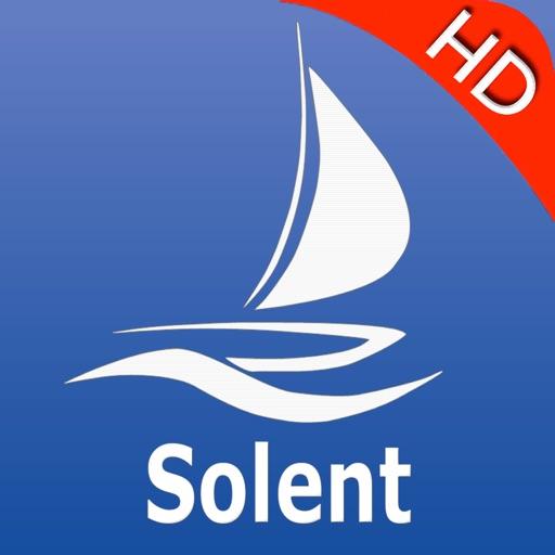 Solent GPS Nautical Charts Pro