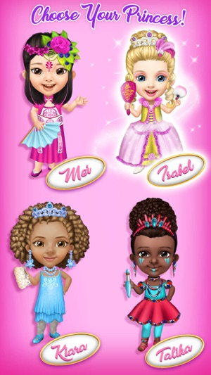 Pretty Little Princess On The App Store
