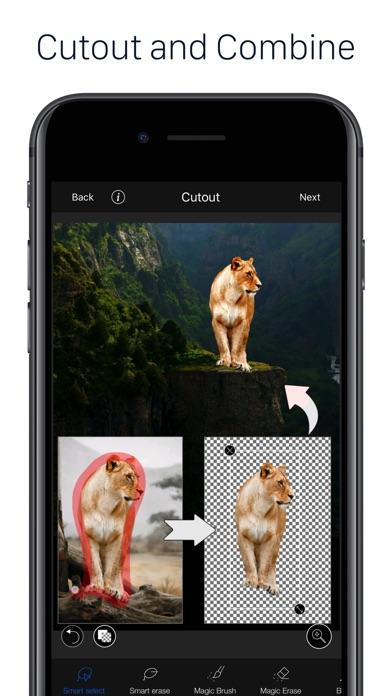 LightX app image