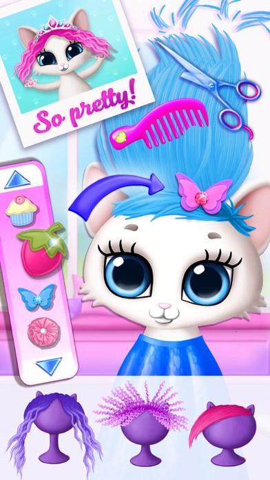 Kitty Meow Meow My Cute Cat screenshot 3