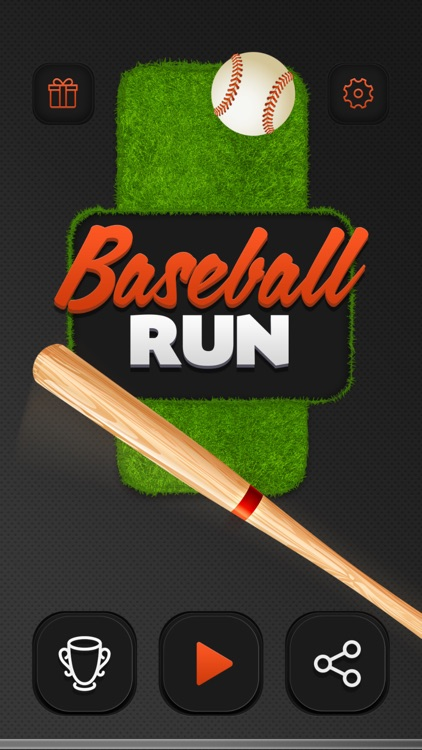 Baseball Run Smash