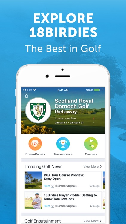 18Birdies: Golf GPS App screenshot-4